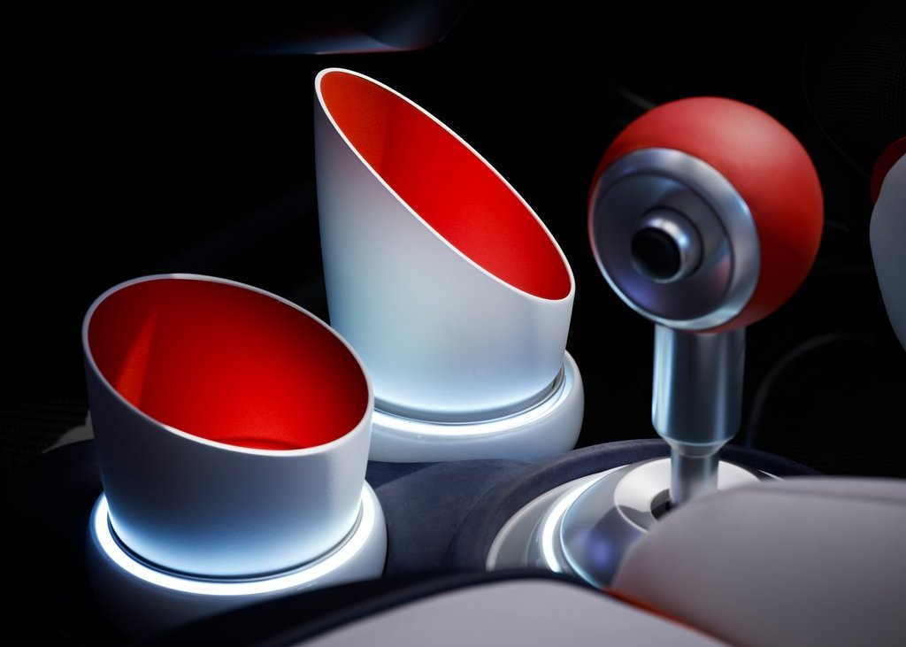 2012 Mini Rocketman Concept Interior (Photo 6 of 9)