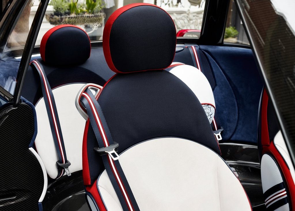 2012 Mini Rocketman Concept Seat (View 7 of 9)