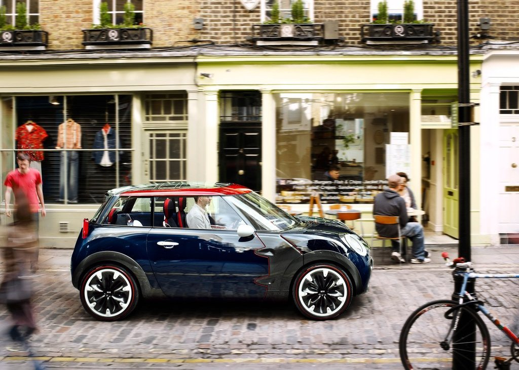 2012 Mini Rocketman Concept Side (Photo 9 of 9)