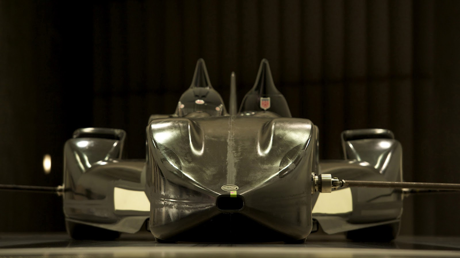 2012 Nissan Delta Wing Front (Photo 4 of 12)