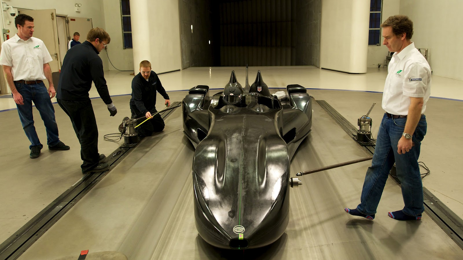2012 Nissan Delta Wing Garage (View 4 of 12)