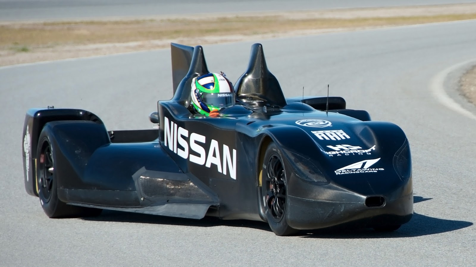 Featured Image of 2012 Nissan Delta Wing At 24 Hours LeMans