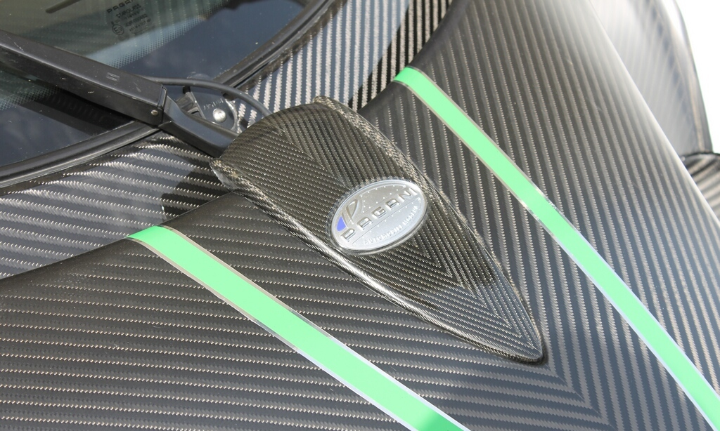 2012 Pagani Zonda R Evo Body (Photo 4 of 20)