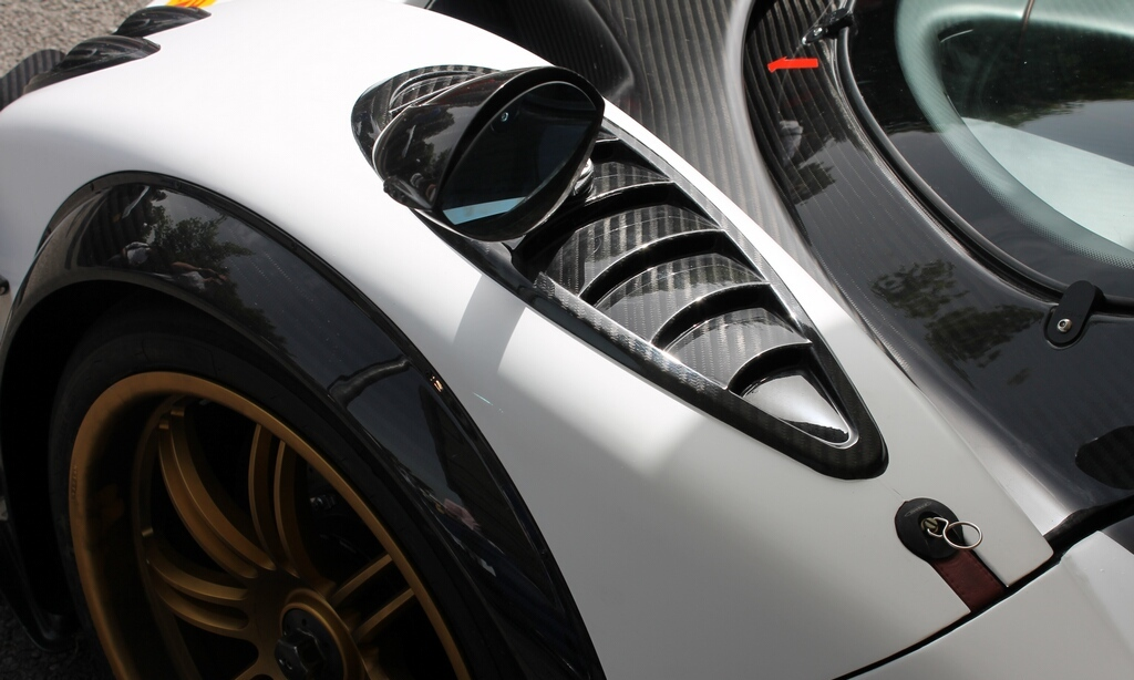 2012 Pagani Zonda R Evo Body (Photo 5 of 20)