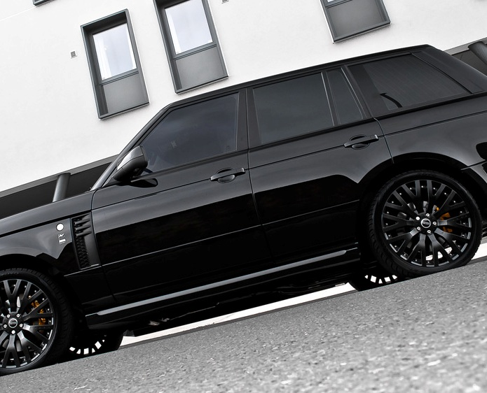 2012 Range Rover Westminister Black Label Edition Side (View 3 of 5)