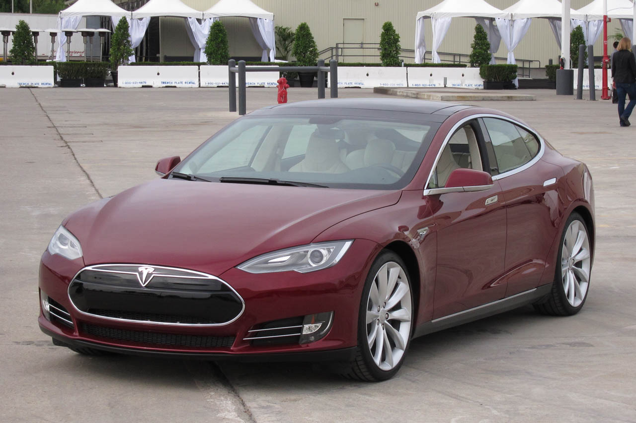 2012 tesla model s price start from cars exclusive videos and photos updates. Black Bedroom Furniture Sets. Home Design Ideas