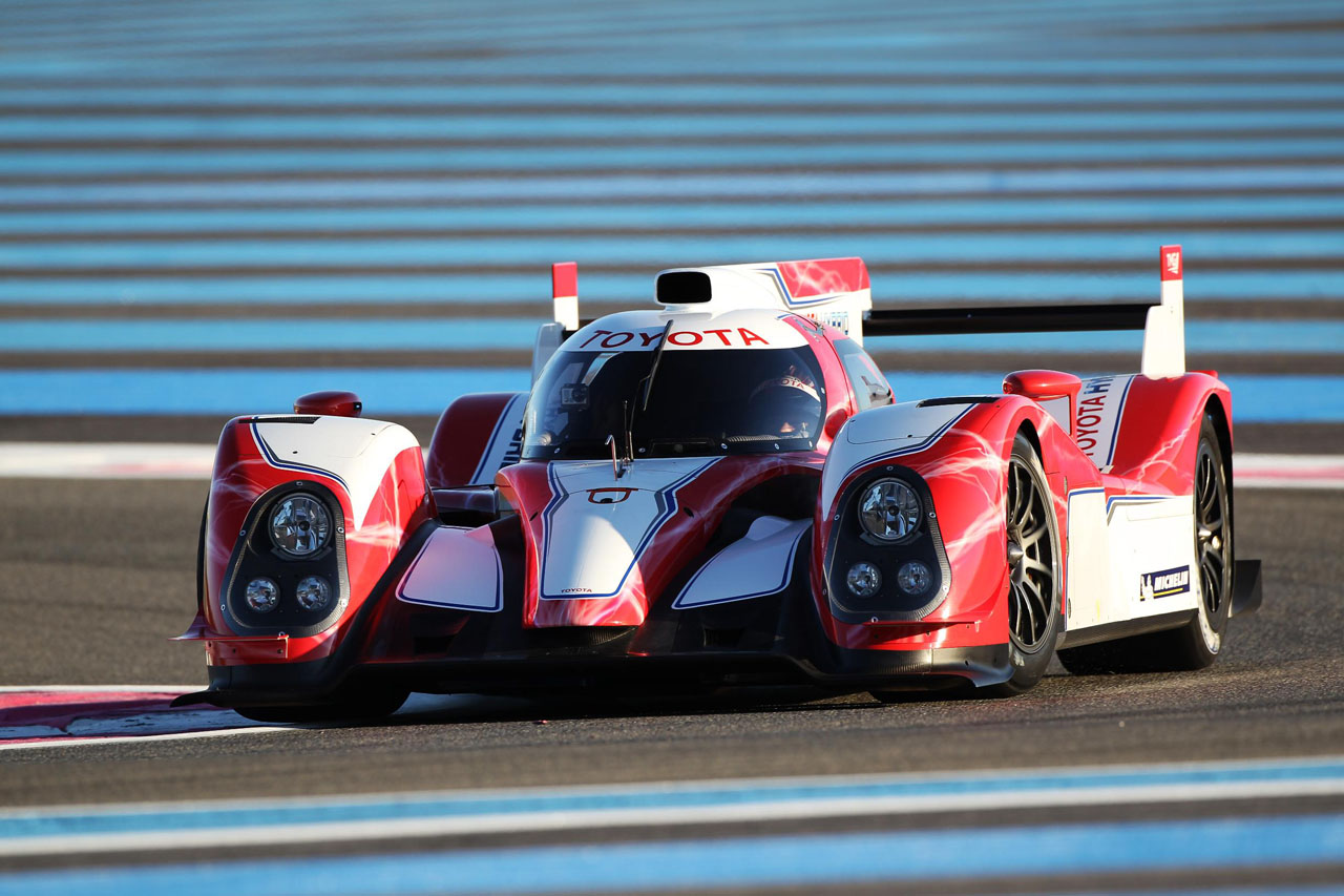2012 Toyota Racing TS030 Hybrid (Photo 1 of 6)