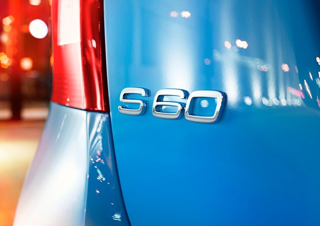 2012 Volvo S60 Polestar Concept Emblem (Photo 3 of 6)