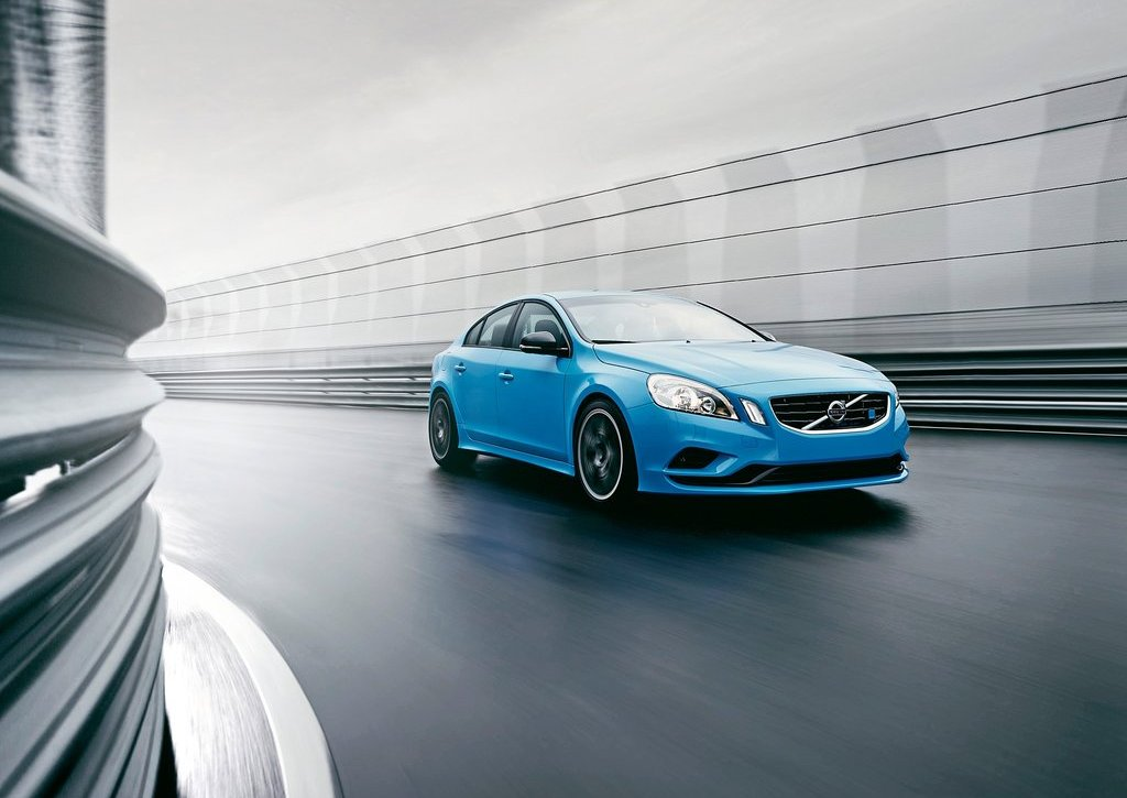 2012 Volvo S60 Polestar Concept Front View (Photo 4 of 6)
