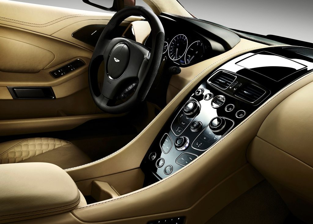 2013 Aston Martin AM 310 Vanquish Interior (View 3 of 7)