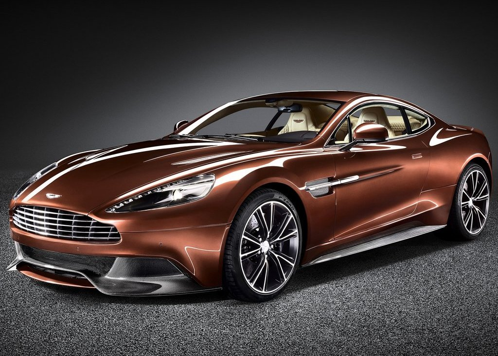 Featured Image of 2013 Aston Martin AM 310 Vanquish Review
