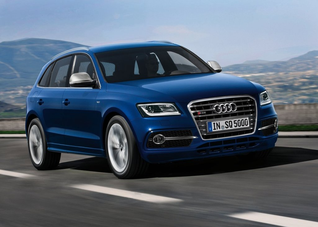 Featured Image of 2013 Audi SQ5 TDI, First Model Uses Diesel Engine