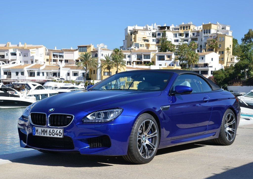 2013 BMW M6 Convertible (Photo 1 of 25)