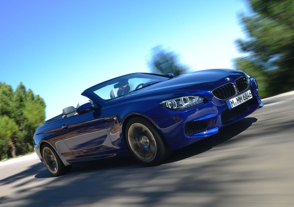 2013 BMW M6 Convertible (Photo 2 of 25)