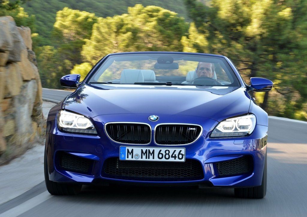 2013 BMW M6 Convertible Front (Photo 8 of 25)