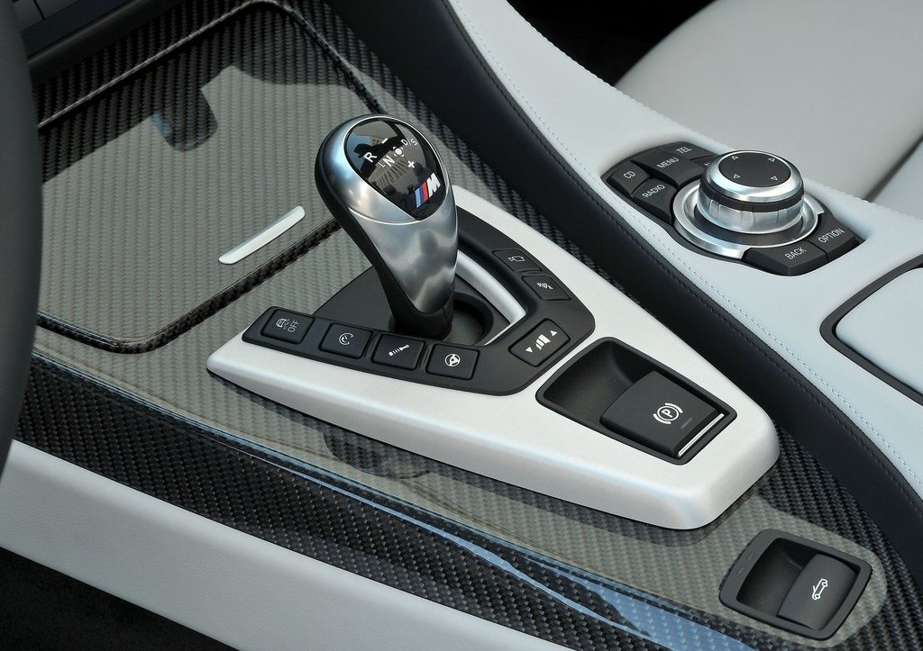 2013 BMW M6 Convertible Interior (View 11 of 25)