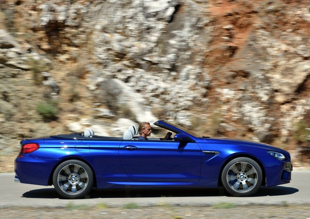 2013 BMW M6 Convertible Right Side (Photo 18 of 25)