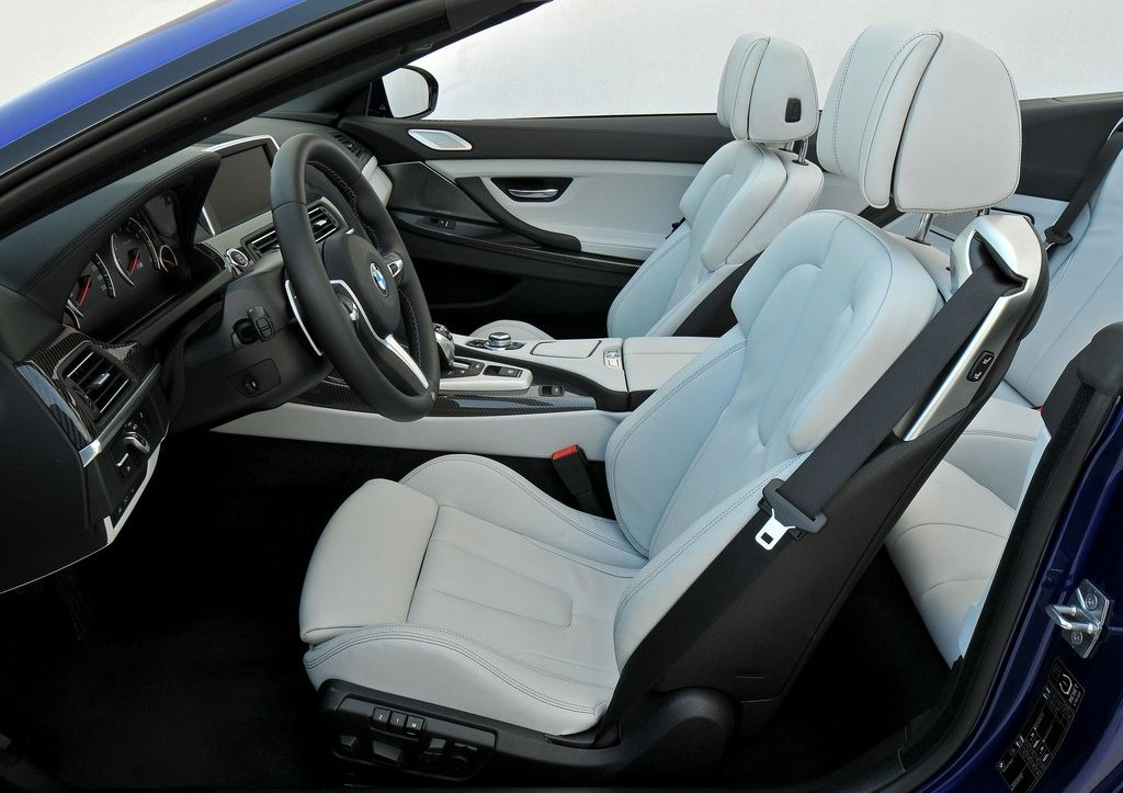 2013 BMW M6 Convertible Seat (Photo 19 of 25)