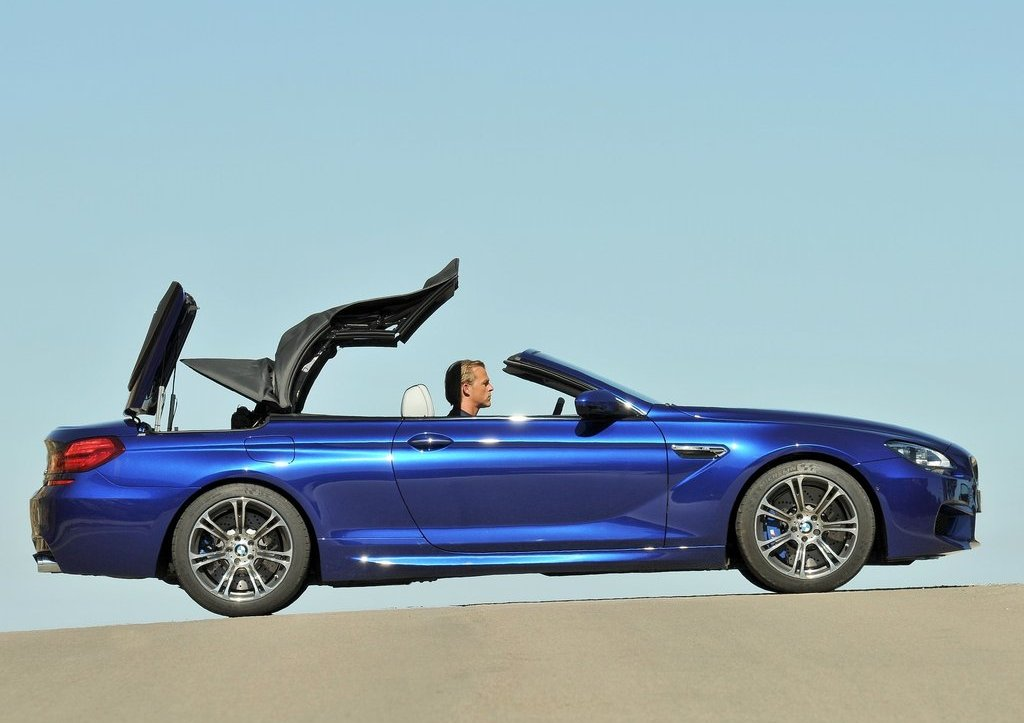 2013 BMW M6 Convertible Side (Photo 20 of 25)