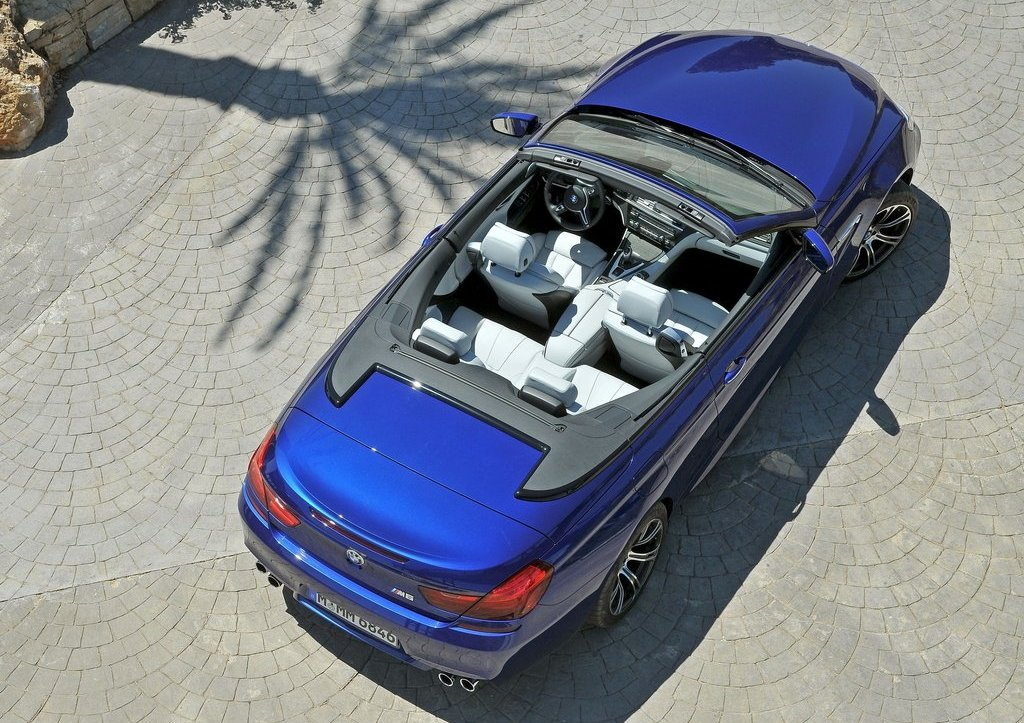 2013 BMW M6 Convertible Top View (View 22 of 25)