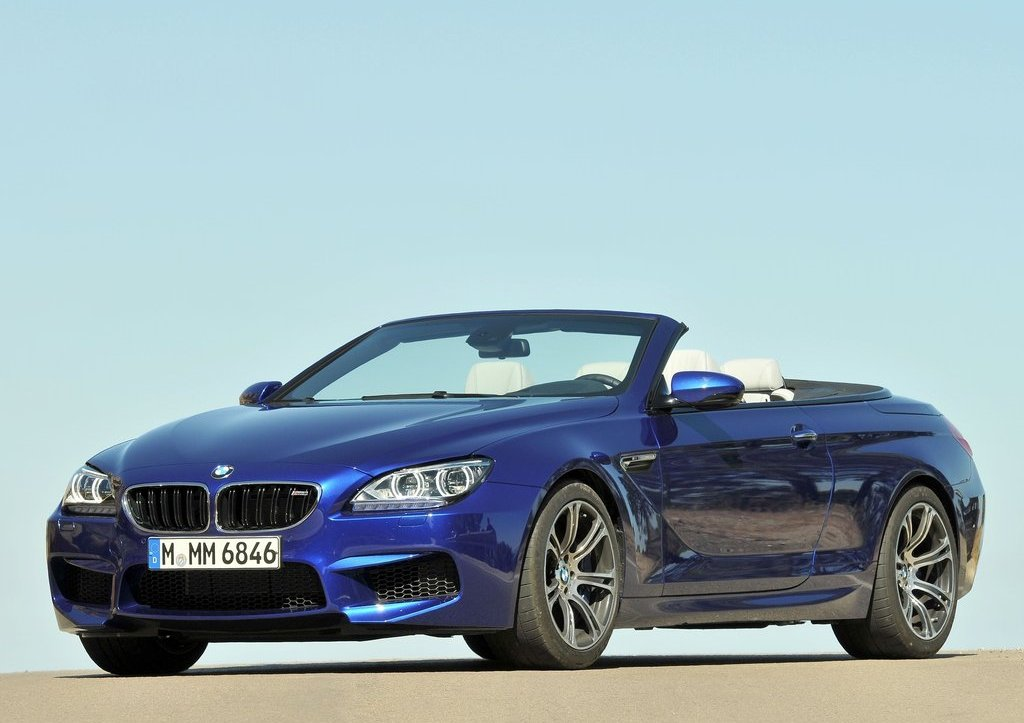 2013 BMW M6 Convertible Price and Review Pictures Gallery (25 Images)