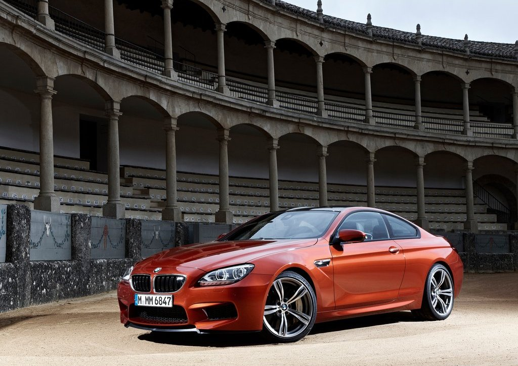 2013 BMW M6 Coupe (Photo 1 of 23)