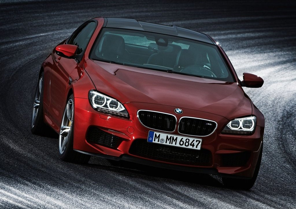 2013 BMW M6 Coupe Front View (Photo 10 of 23)