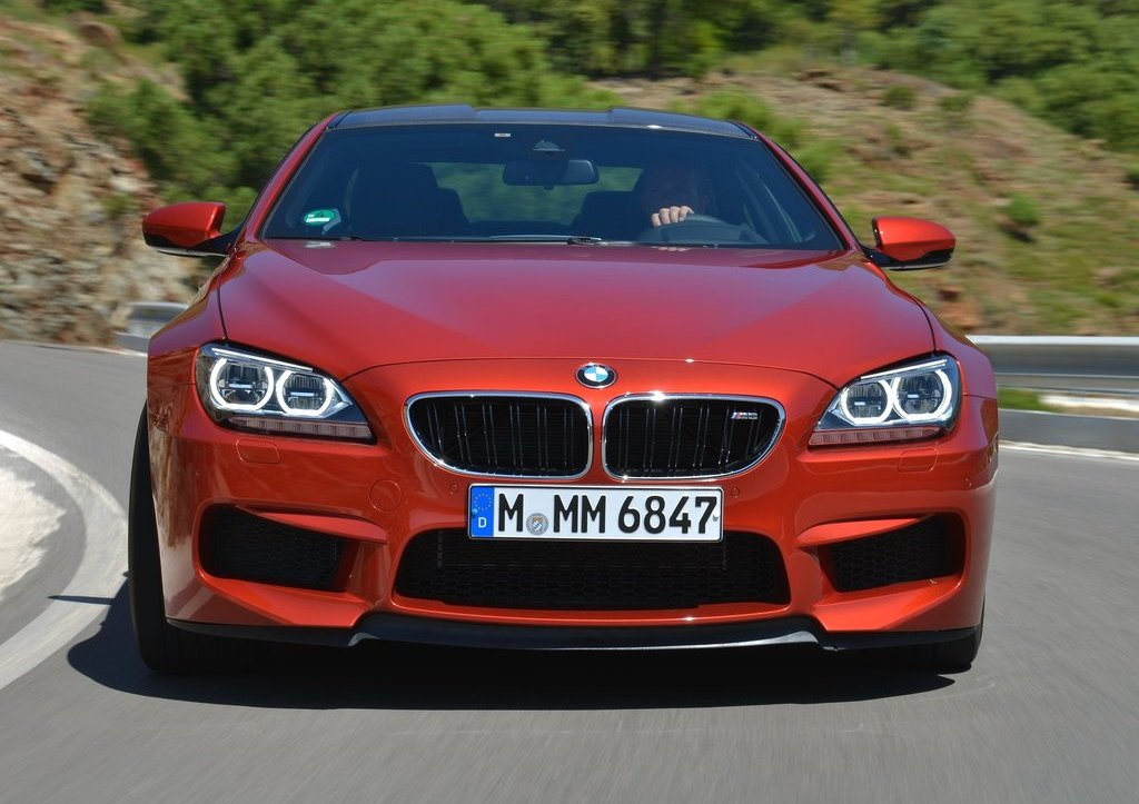 2013 BMW M6 Coupe Front (View 9 of 23)
