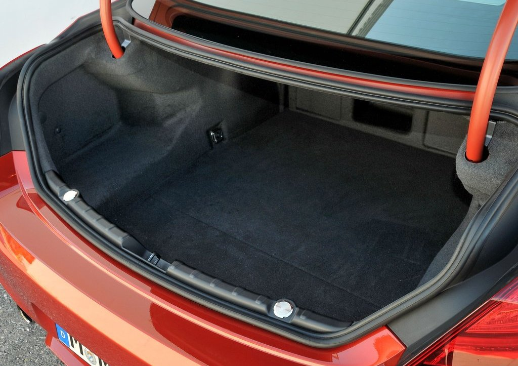 2013 BMW M6 Coupe Trunk (View 21 of 23)