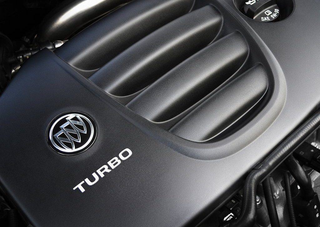 2013 Buick Verano Turbo Engine (Photo 4 of 10)