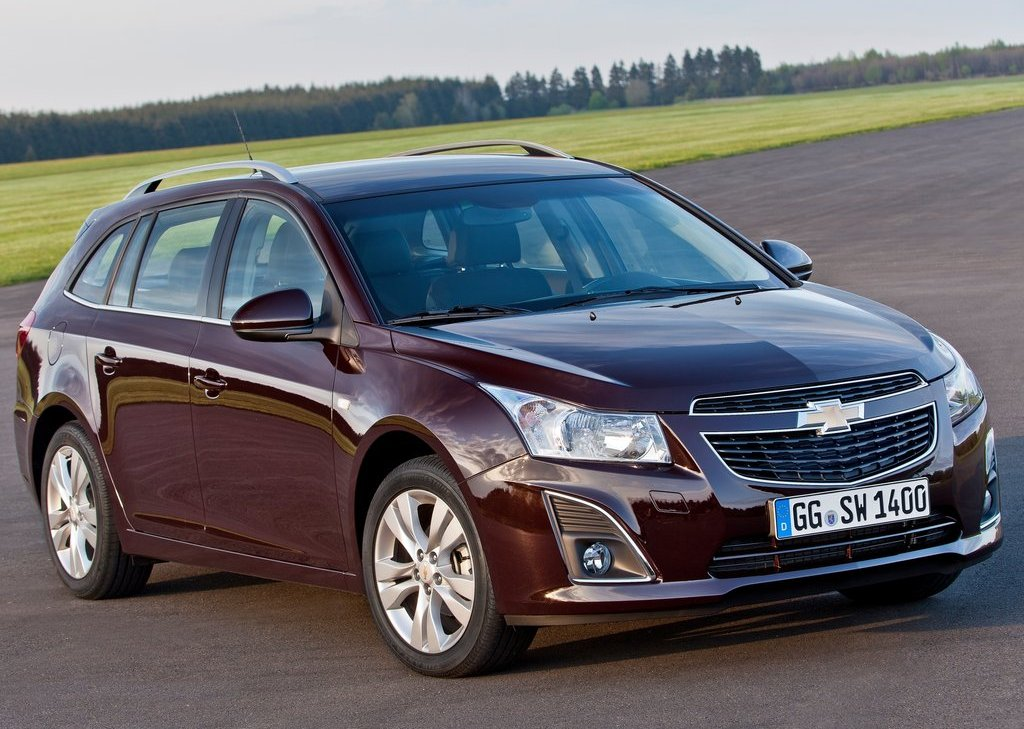 2013 Chevrolet Cruze Station Wagon (View 1 of 24)