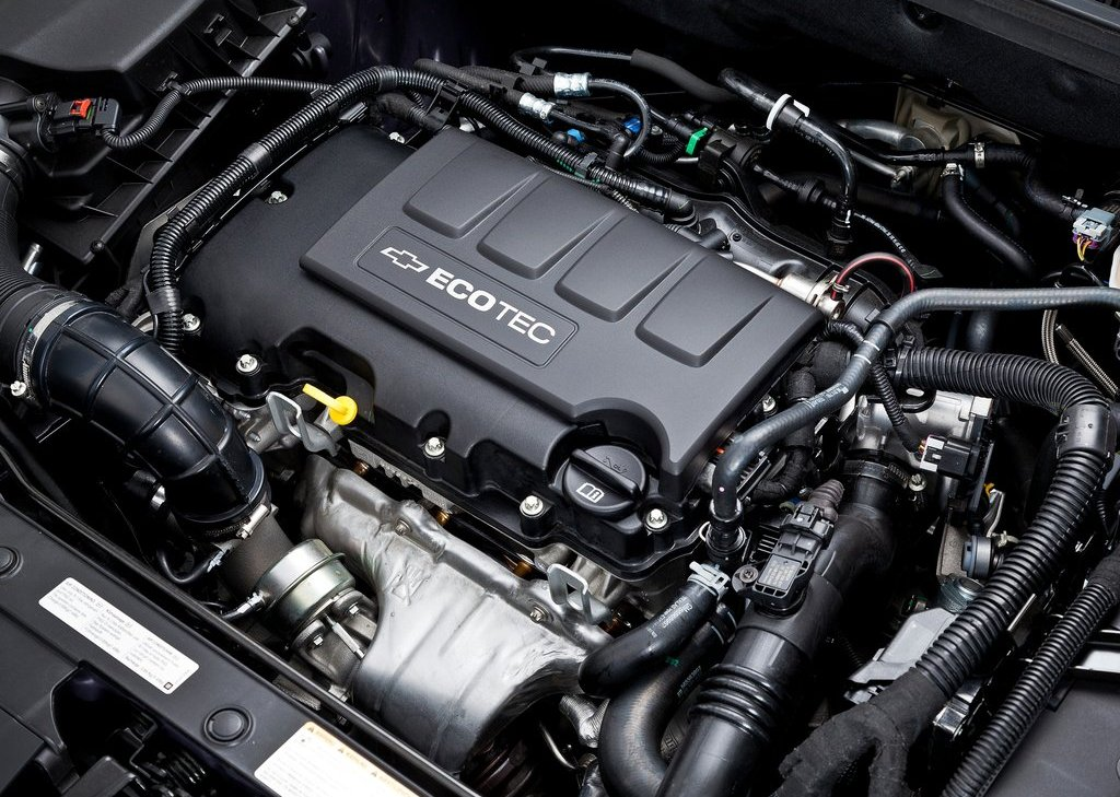 2013 Chevrolet Cruze Station Wagon Engine (View 5 of 24)