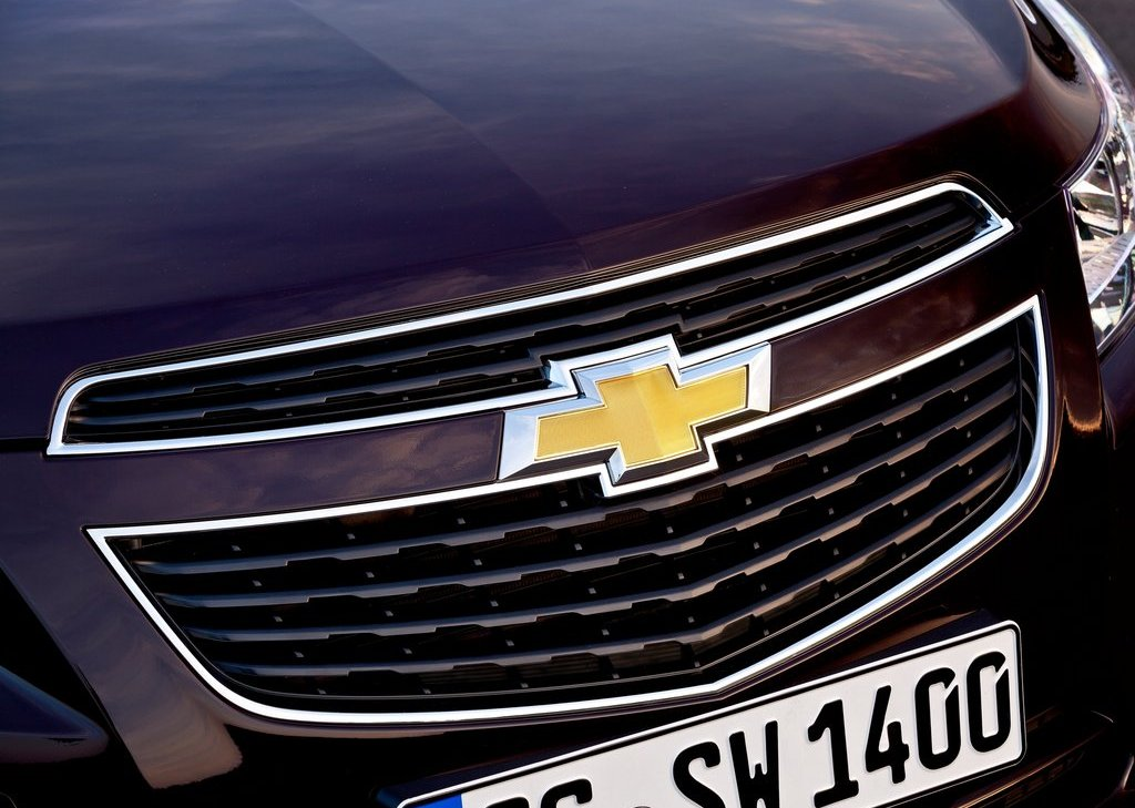 2013 Chevrolet Cruze Station Wagon Grill (View 10 of 24)