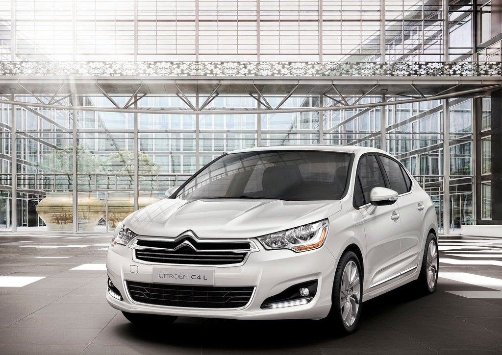 2013 Citroen C4 L (Photo 1 of 7)