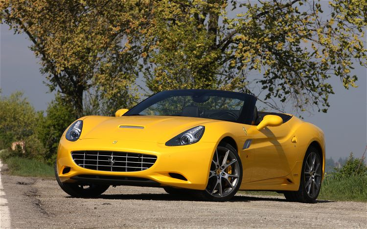 2013 Ferrari California Front (View 3 of 8)