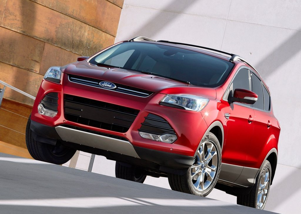 2013 Ford Escape (View 1 of 31)