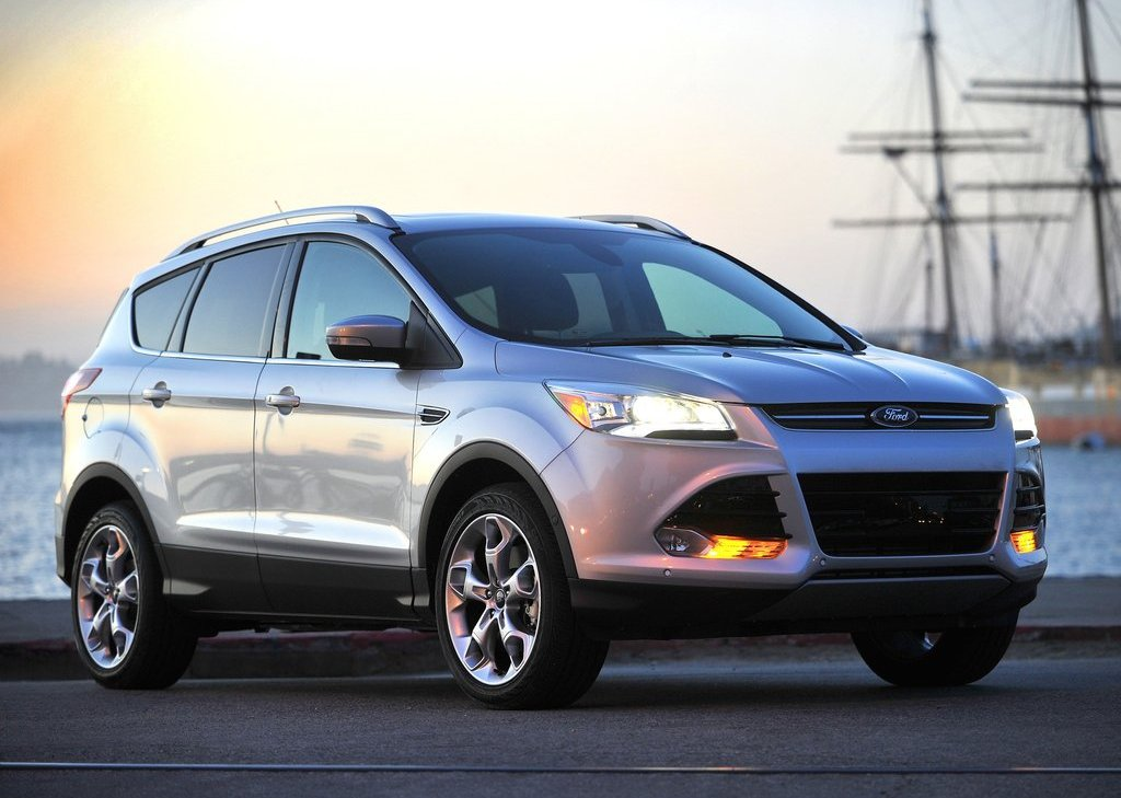 2013 Ford Escape (Photo 3 of 31)