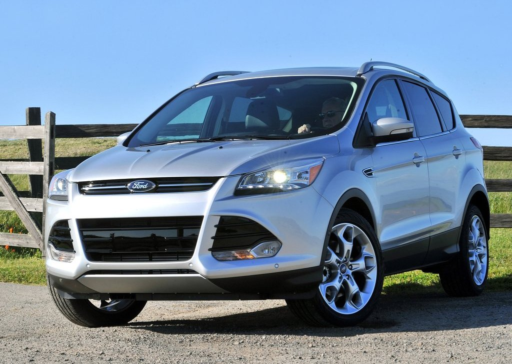 2013 Ford Escape (Photo 5 of 31)