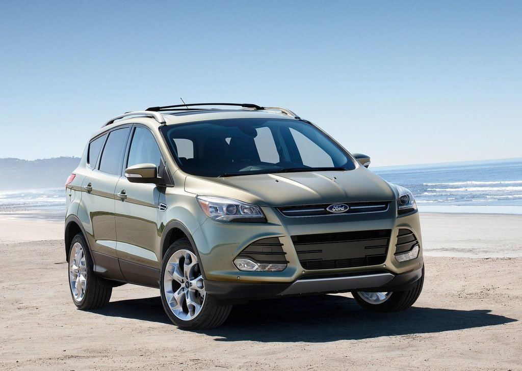 2013 Ford Escape (Photo 6 of 31)