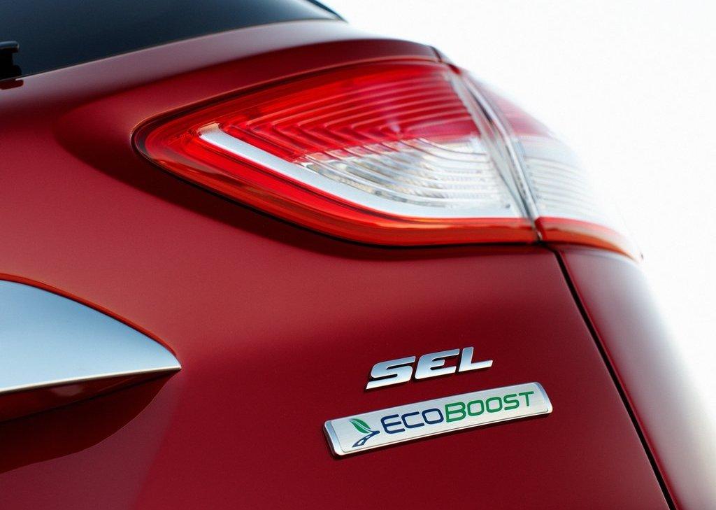 2013 Ford Escape Emblem (View 10 of 31)