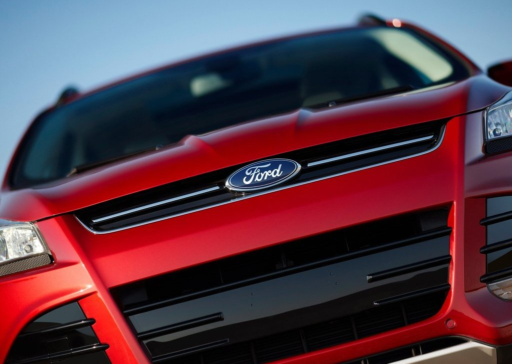 2013 Ford Escape Grill (View 13 of 31)