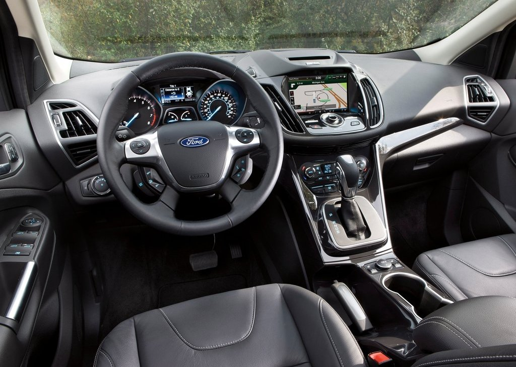 2013 Ford Escape Interior (Photo 18 of 31)