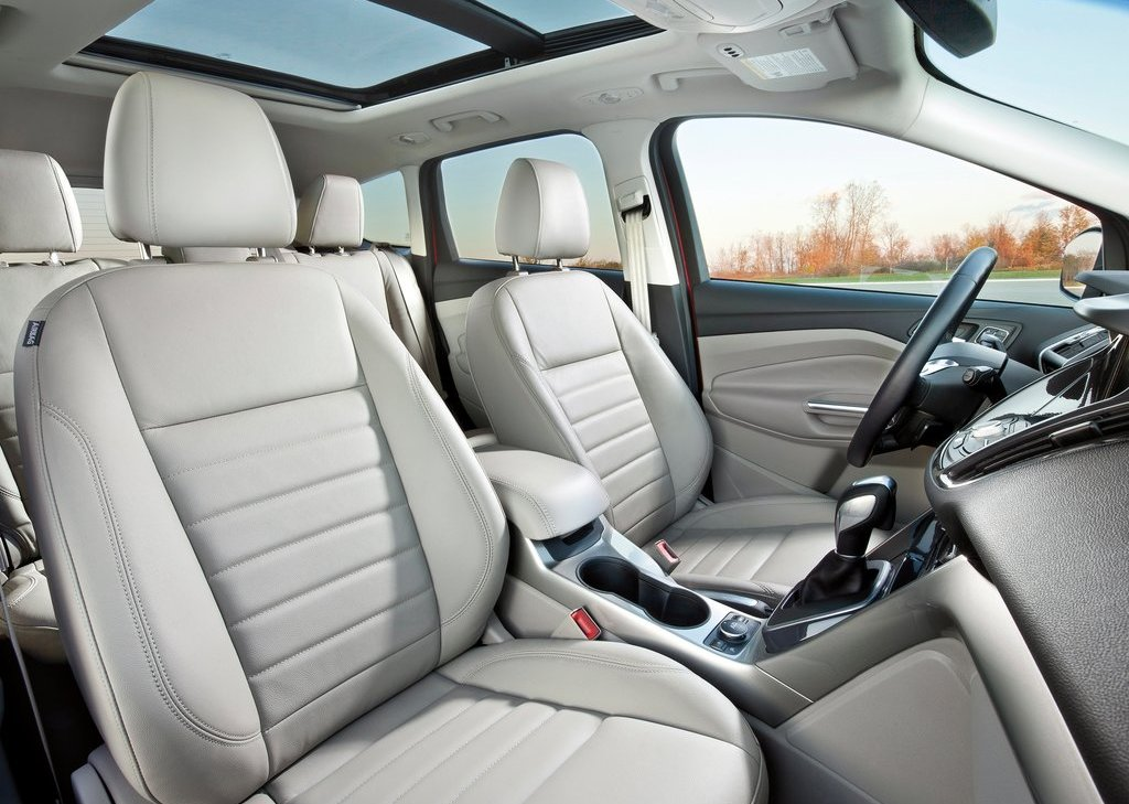 2013 Ford Escape Seat (View 24 of 31)