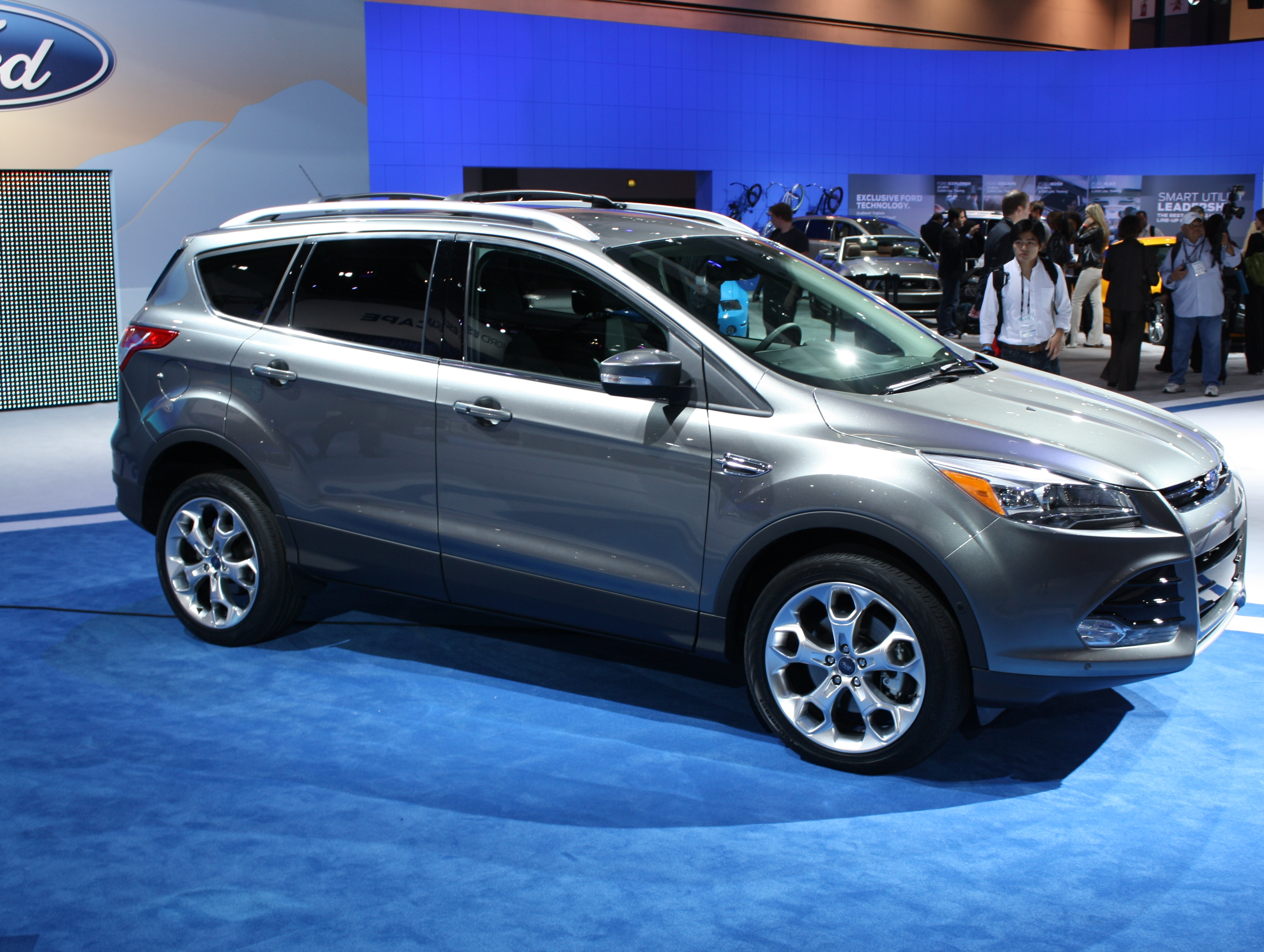 2013 Ford Escape Shows (View 30 of 31)