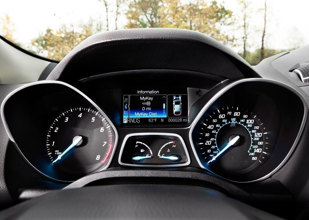 2013 Ford Escape Speedometer (View 25 of 31)