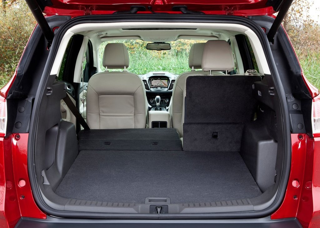 2013 Ford Escape Trunk (View 27 of 31)