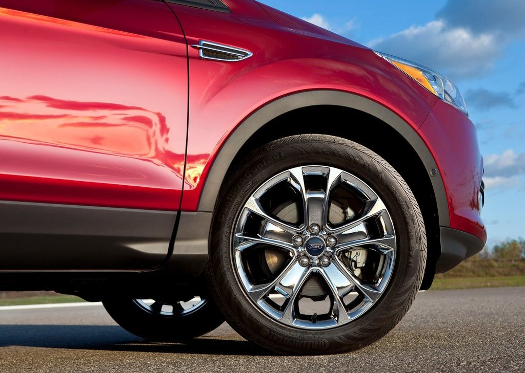 2013 Ford Escape Wheels (Photo 31 of 31)