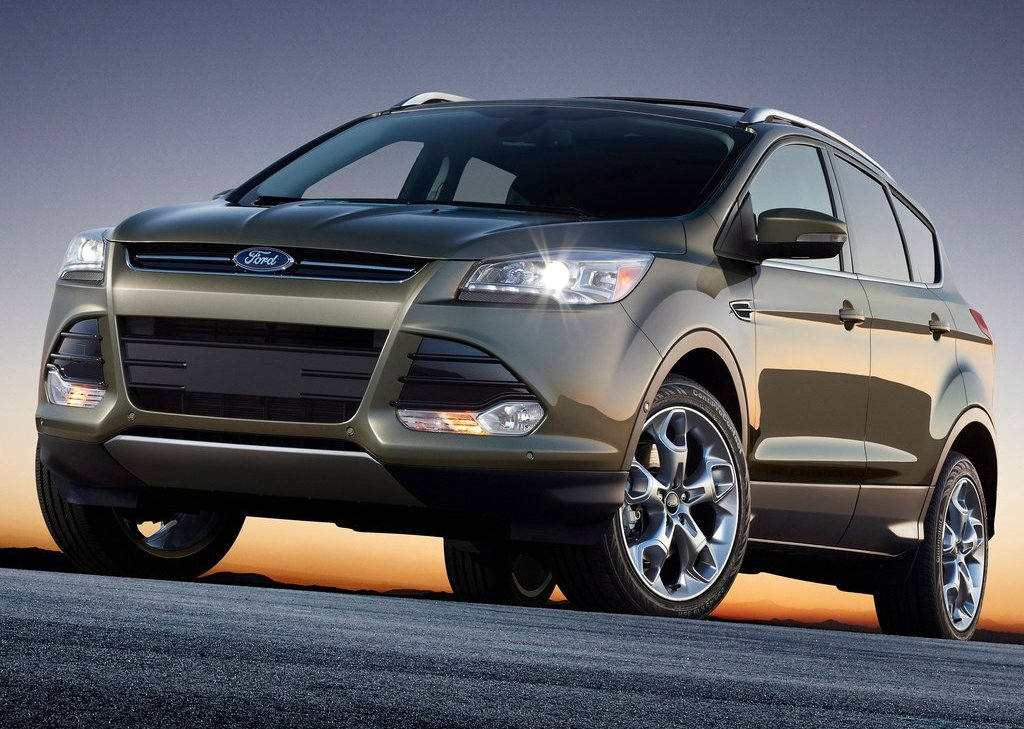 2013 Ford Escape (Photo 7 of 31)