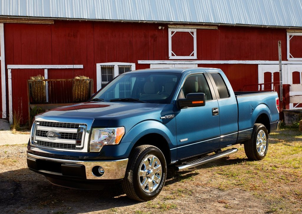 Featured Image of 2013 Ford F 150 Release This Year