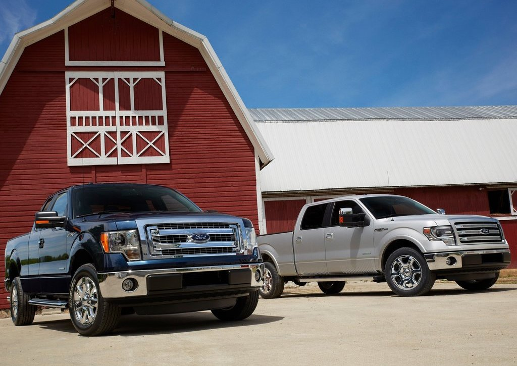2013 Ford F 150 All (Photo 4 of 16)